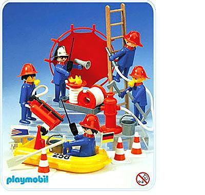 3491-A Pompiers detail image 1