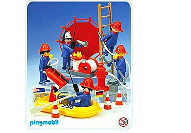 3491-A Pompiers