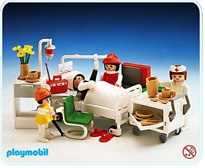 3495-A Krankenzimmer detail image 1