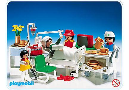 3495-B Krankenzimmer detail image 1