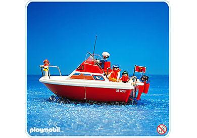 3498-A Kajütboot