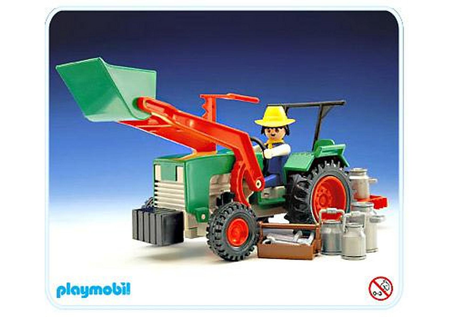3500-A Tracteur zoom image1