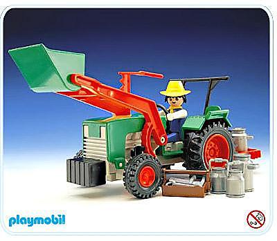 3500-A Traktor detail image 1