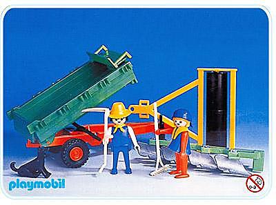 3501-A Anhänger für Traktor detail image 1