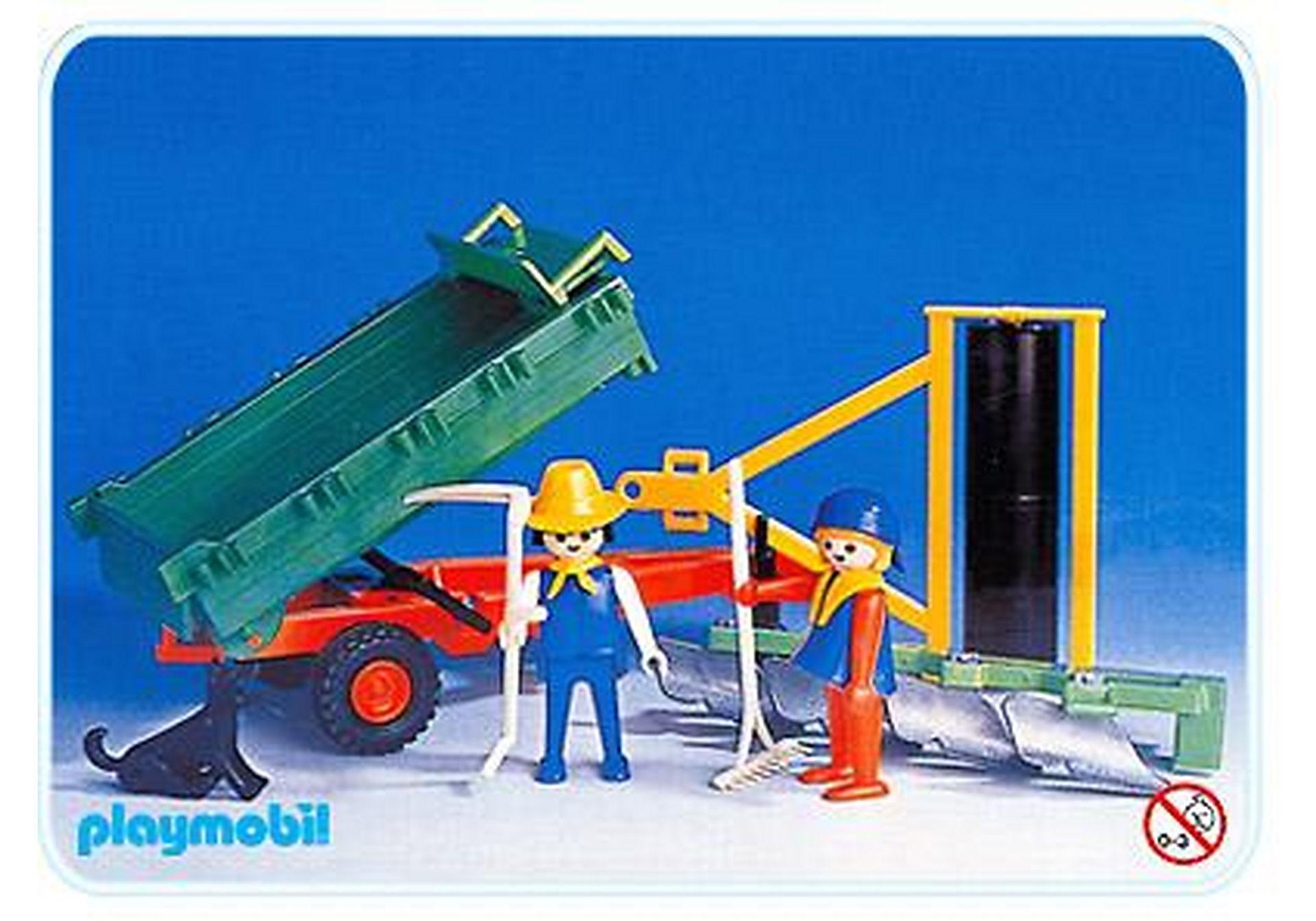 3501-A Anhänger für Traktor zoom image1