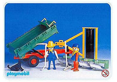 3501-A Anhänger für Traktor