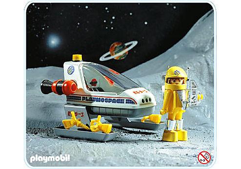 3509-A Planeur spatial detail image 1