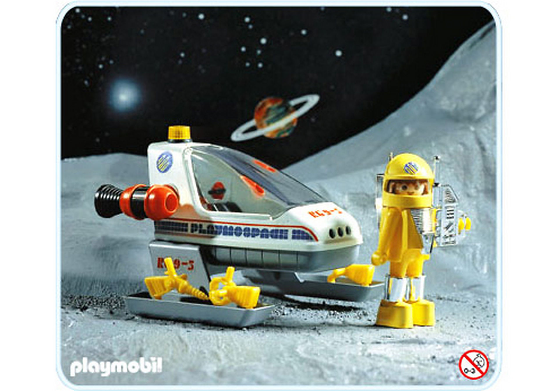 3509-A Planeur spatial zoom image1