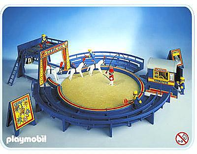 3510-A Manège de cirque detail image 1