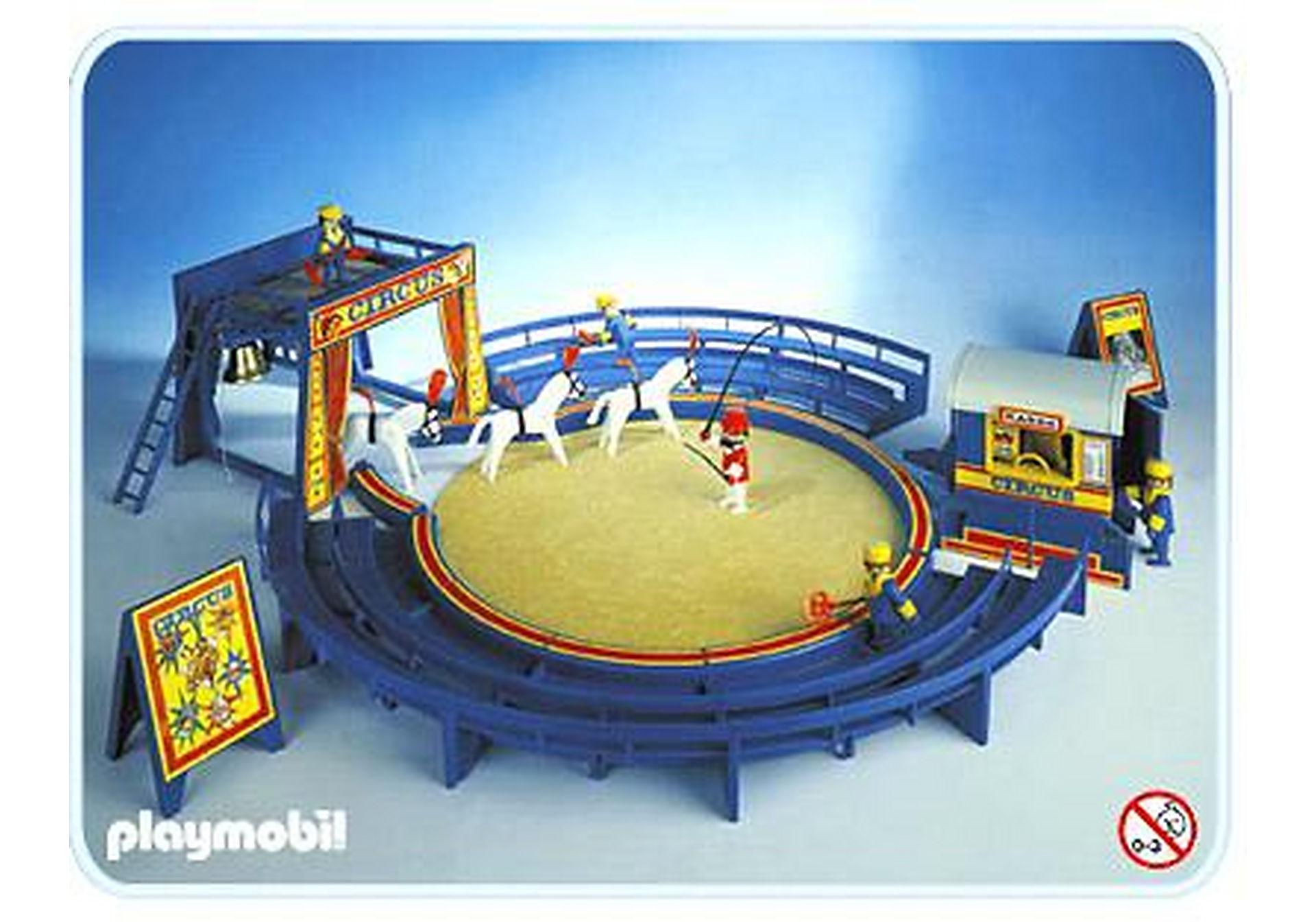 3510-A Manège de cirque zoom image1