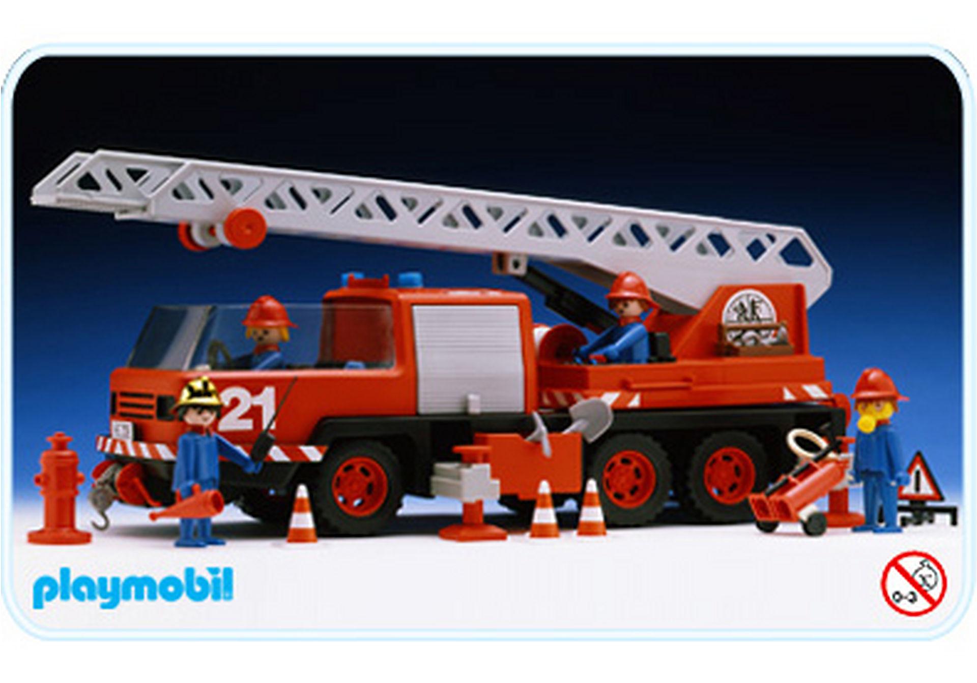 3525-A Feuerwehr-Leiterfahrzeug zoom image1