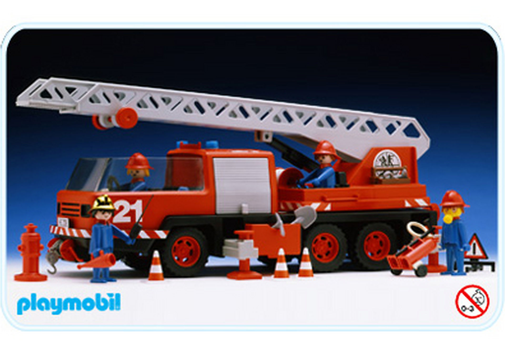 3525-A camion pompiers zoom image1