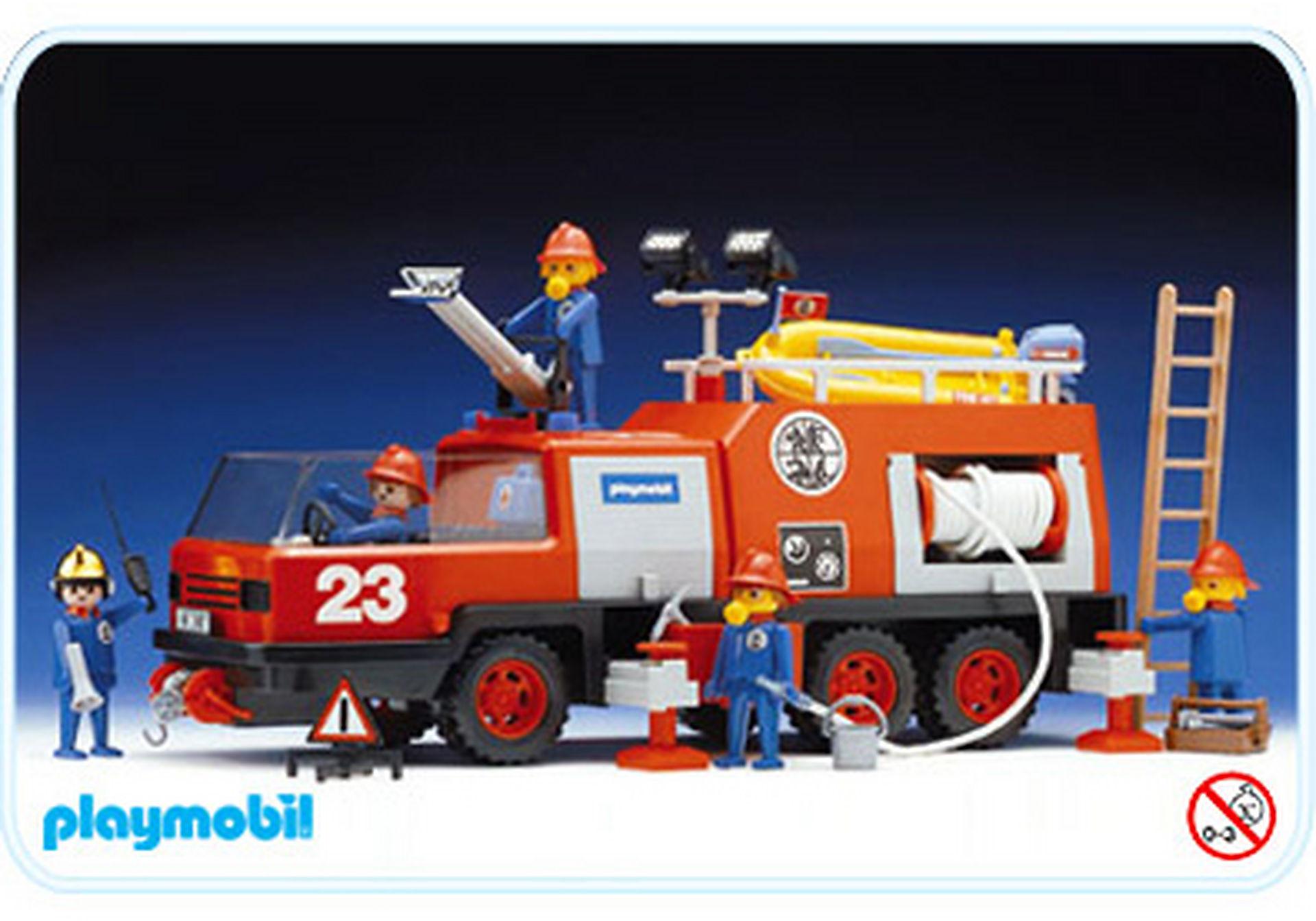 3526-A Feuerwehr-Gerätefahrzeug zoom image1