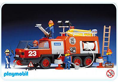 3526-A Feuerwehr-Gerätefahrzeug detail image 1