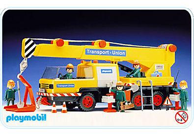 3527-A Mobil-Kran detail image 1