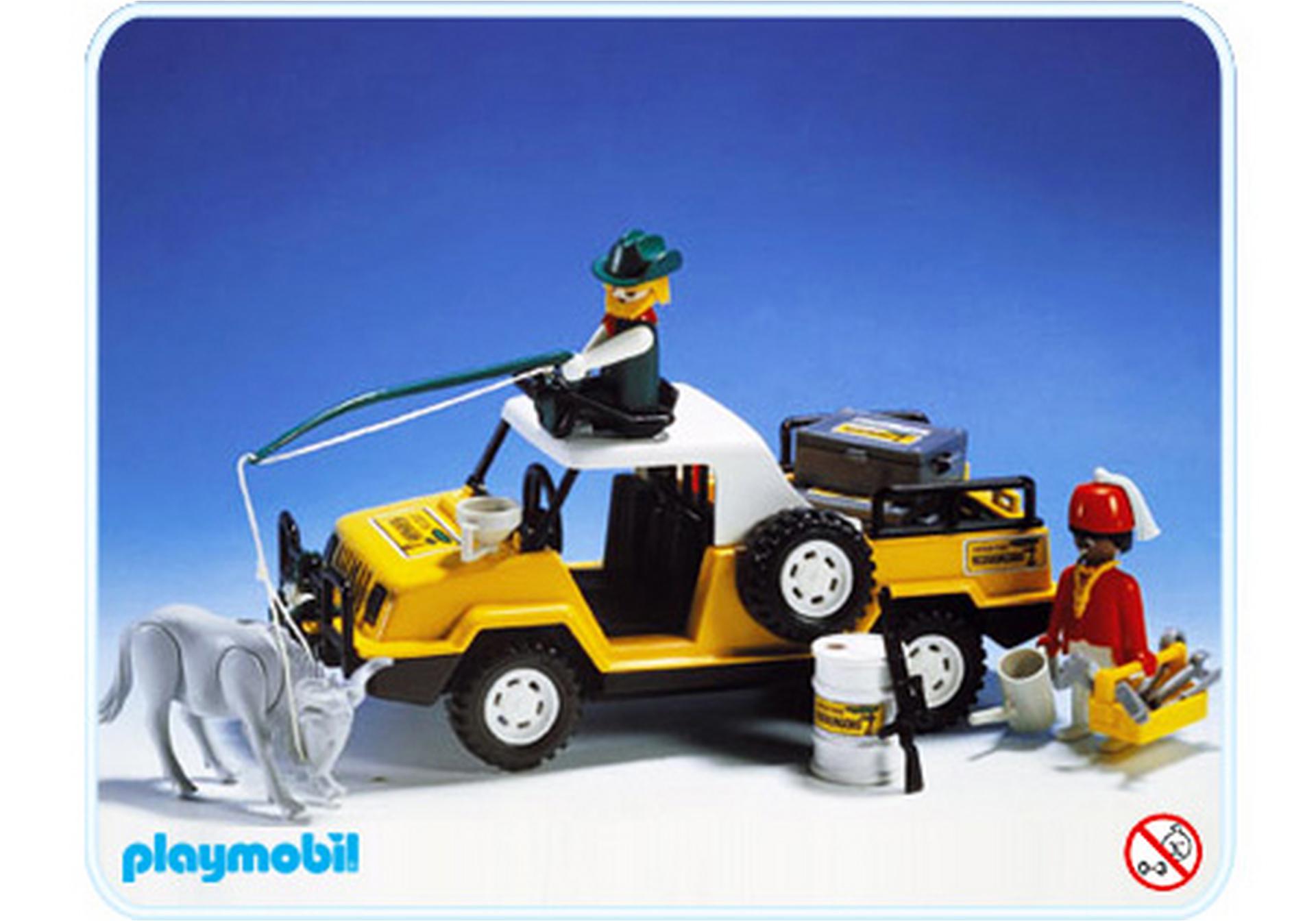 Safari auto 3528 a playmobil deutschland for Jugendzimmer playmobil