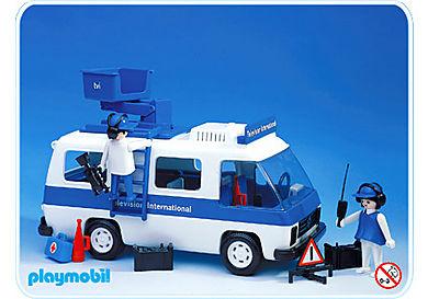 3530-A TV-Aufnahmewagen