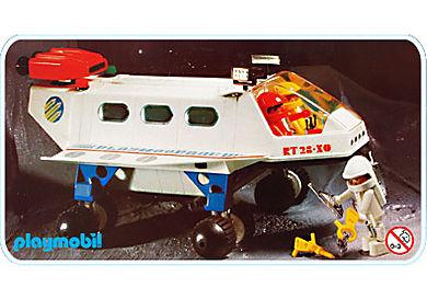 3535-A Raumtransporter
