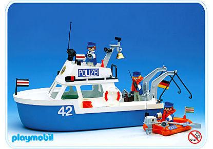 3539-A Polizeiboot detail image 1