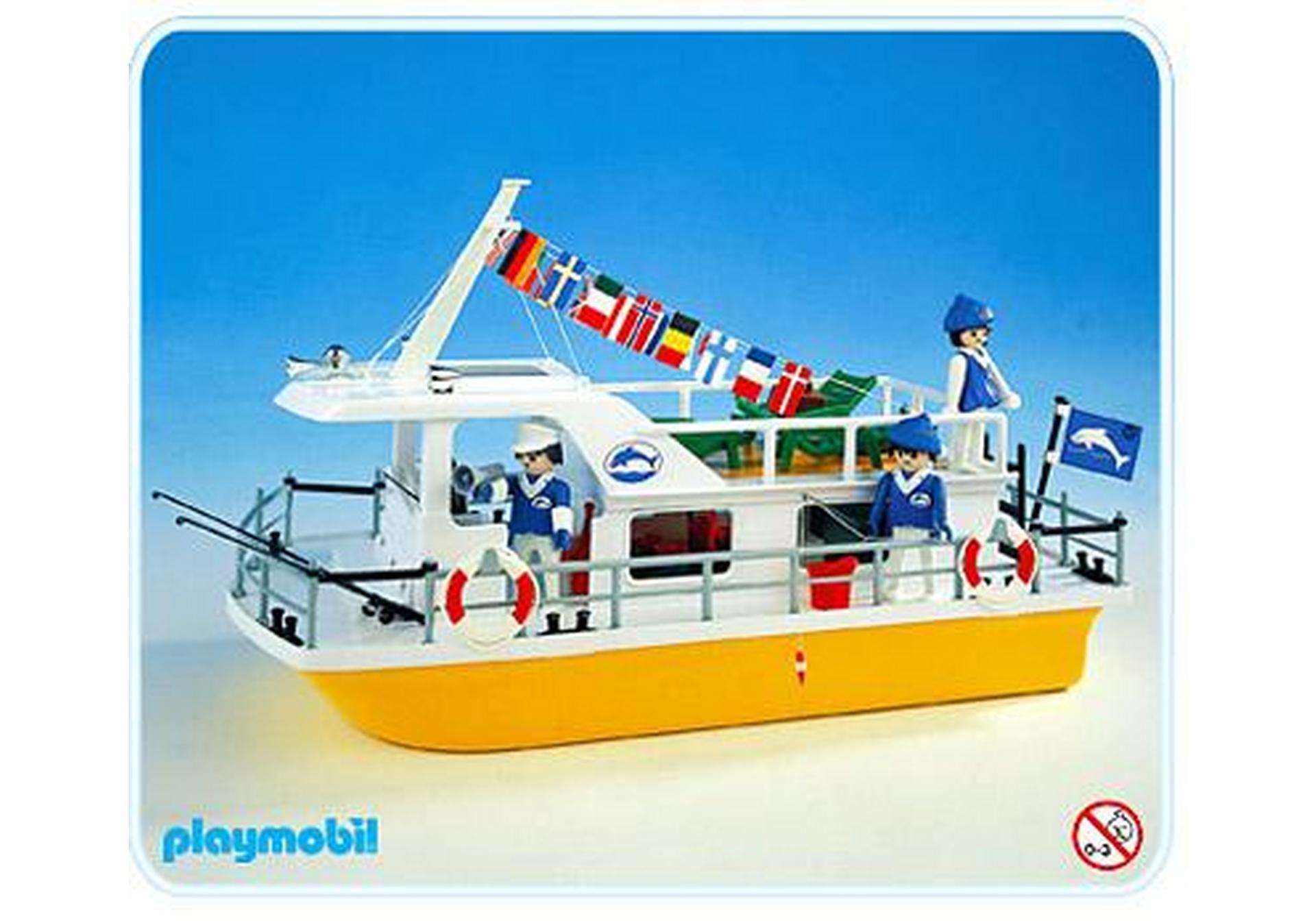 Hausboot 3540 a playmobil schweiz for Jugendzimmer playmobil