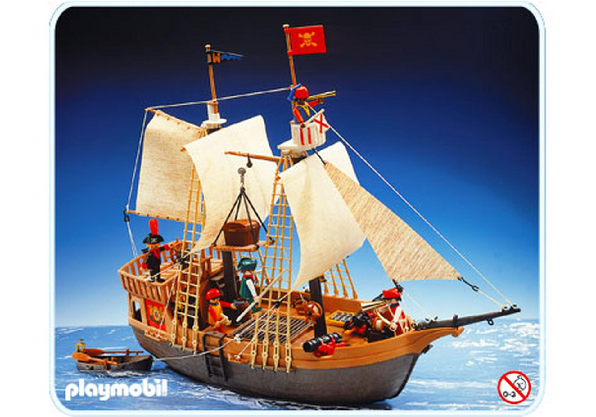Piratenschiff 3550 b playmobil suisse for Barco pirata playmobil