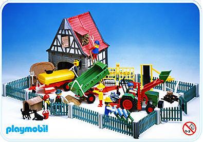 3555-A Bauernhof detail image 1