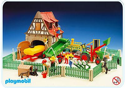 3555-B Bauernhof detail image 1