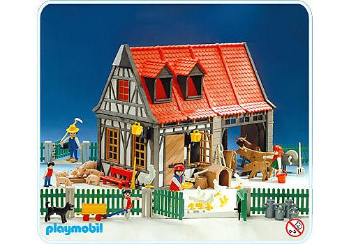 3556-B Bauernhaus detail image 1
