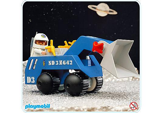3557-A Pelleteuse spatiale detail image 1