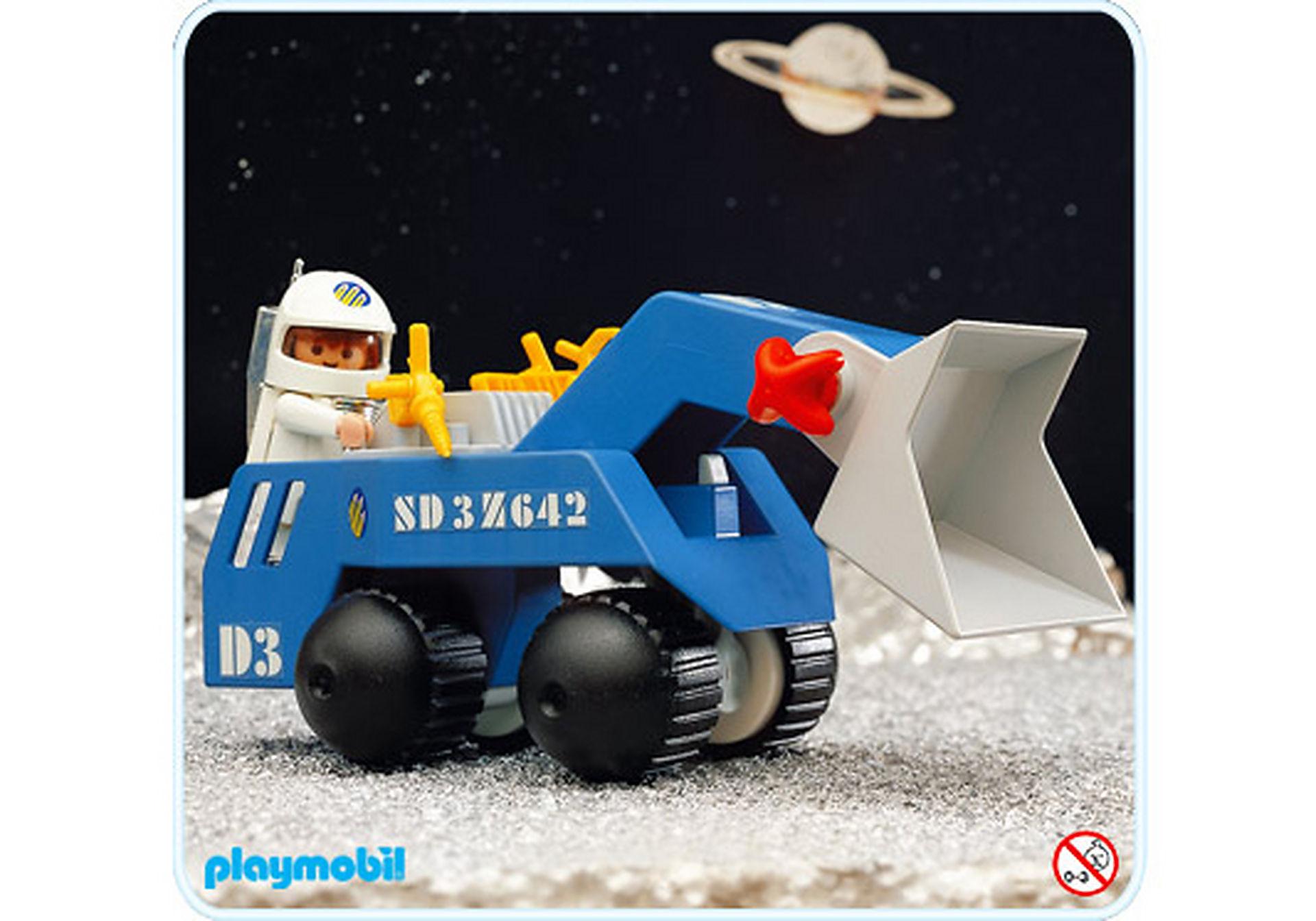3557-A Pelleteuse spatiale zoom image1