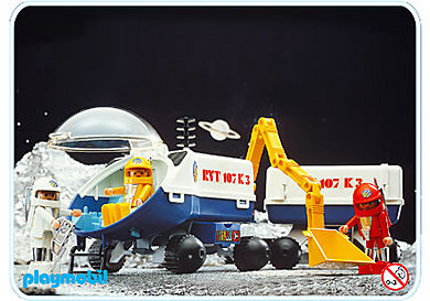 3559-A Véhicule spatiale et remorque