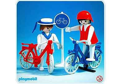 3573-A 2 Radfahrer
