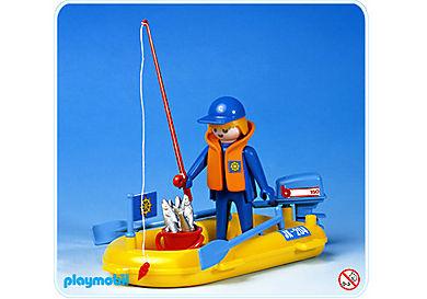 3574-A Angler/Schlauchboot