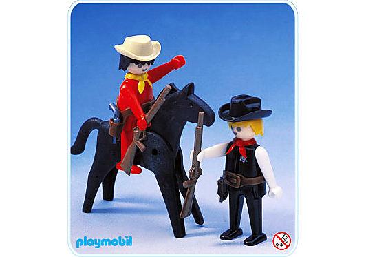 3581-A Sheriff/Cowboy detail image 1