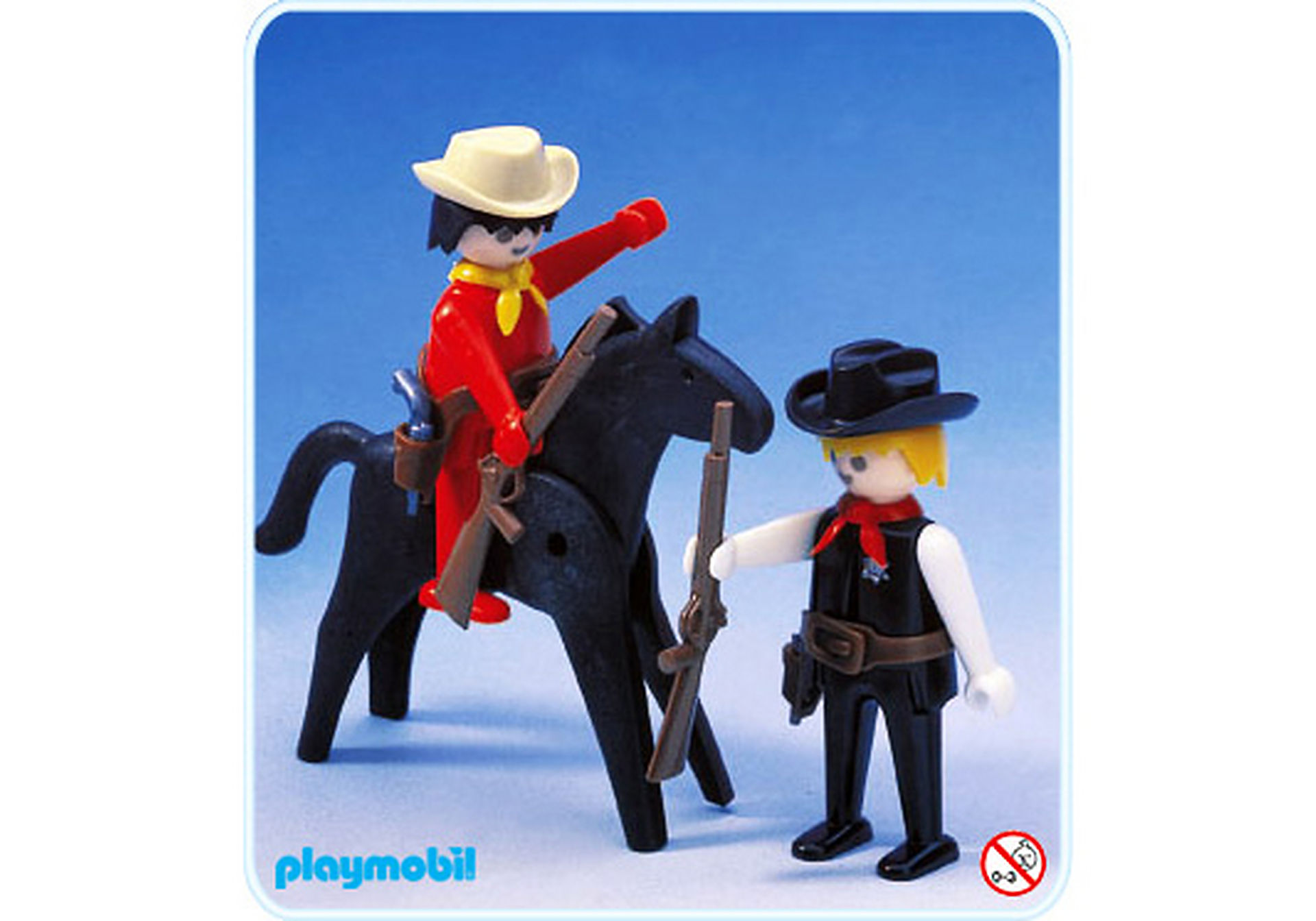 3581-A Sheriff/Cowboy zoom image1