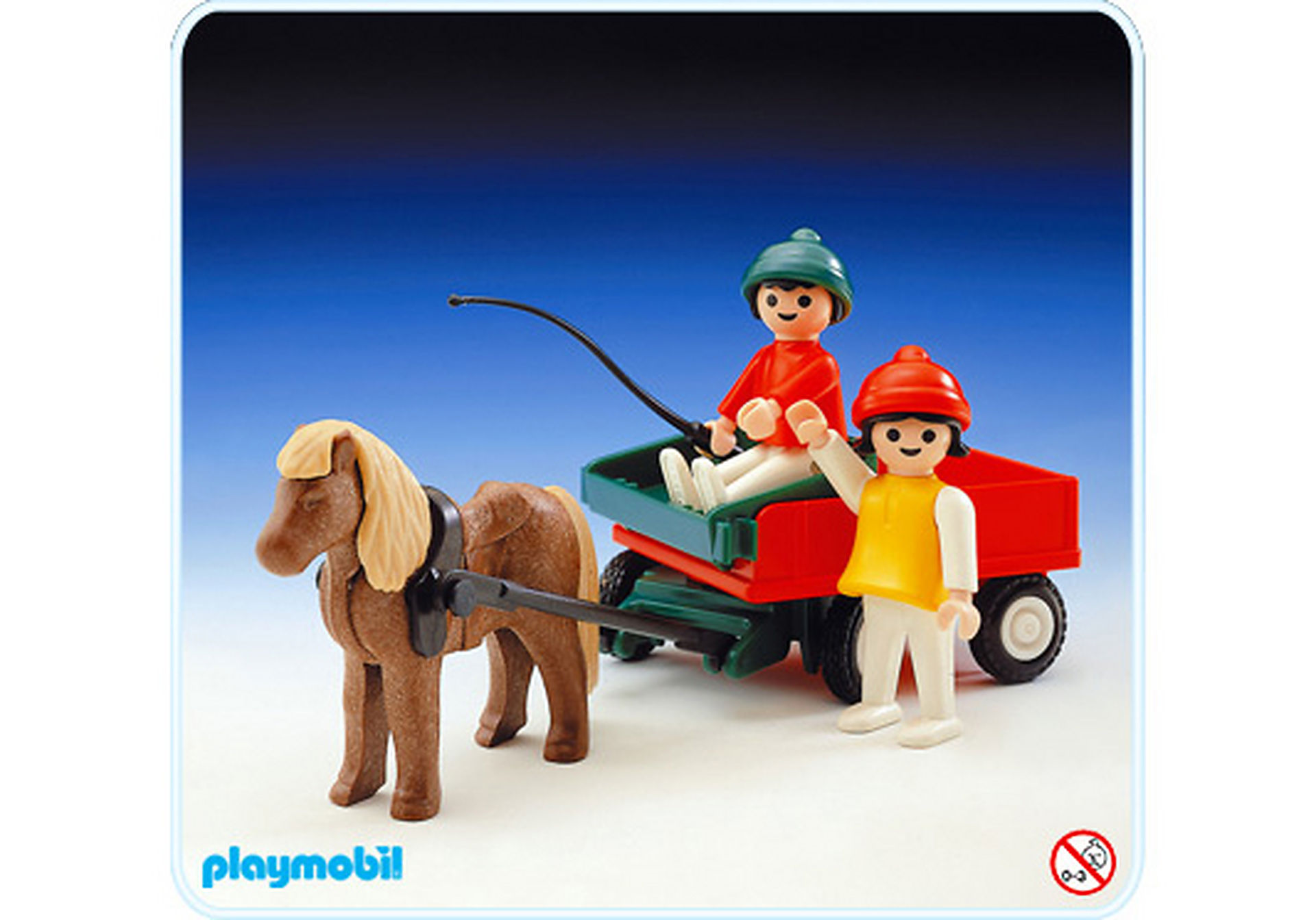 3583-A Ponywagen zoom image1