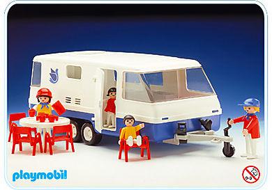 3588-A Wohnwagen