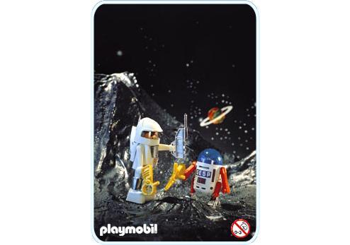 http://media.playmobil.com/i/playmobil/3591-A_product_detail/1 Astronaut/1 Roboter