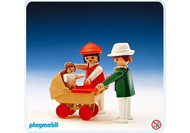 3592-A Eltern/Baby/Kinderwagen