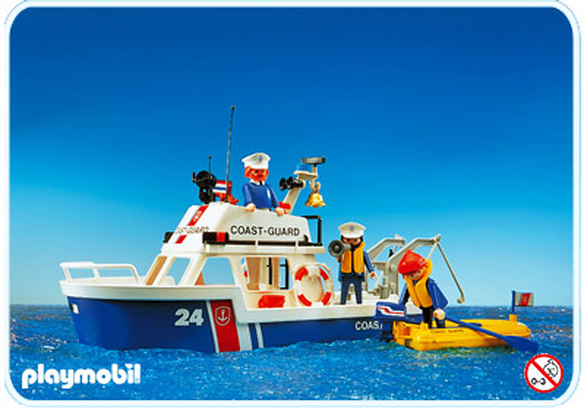 3599-A Küstenwachboot zoom image1