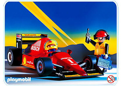 3603-B Formel-1-Rennwagen detail image 1