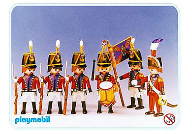 3608-A Infanterie oder Gardesoldaten