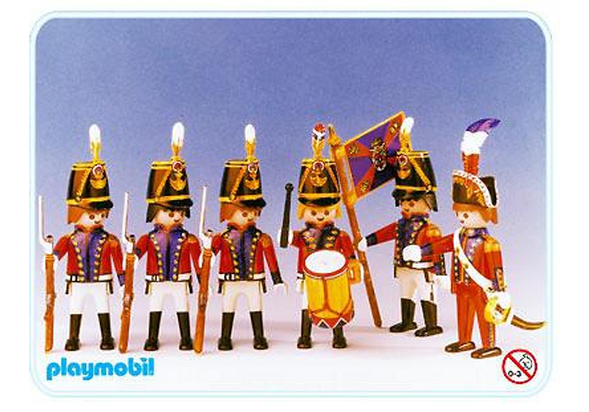 3608-A Infanterie oder Gardesoldaten zoom image1