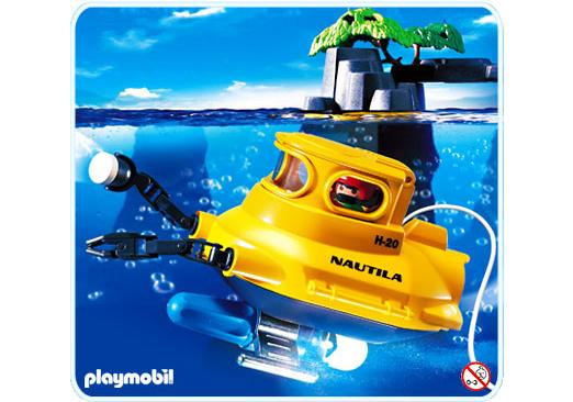 http://media.playmobil.com/i/playmobil/3611-A_product_detail/Explorateur / sous-marin jaune