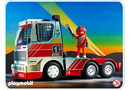 3613-A Camion de course detail image 1