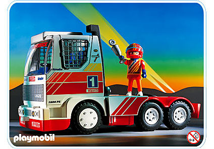 3613-A Racing-Truck detail image 1