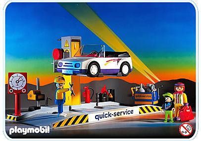 3615-A Station réparation véhicules detail image 1