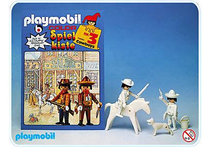 3623-A Spielkiste Nr. 3 - Cowboys detail image 1