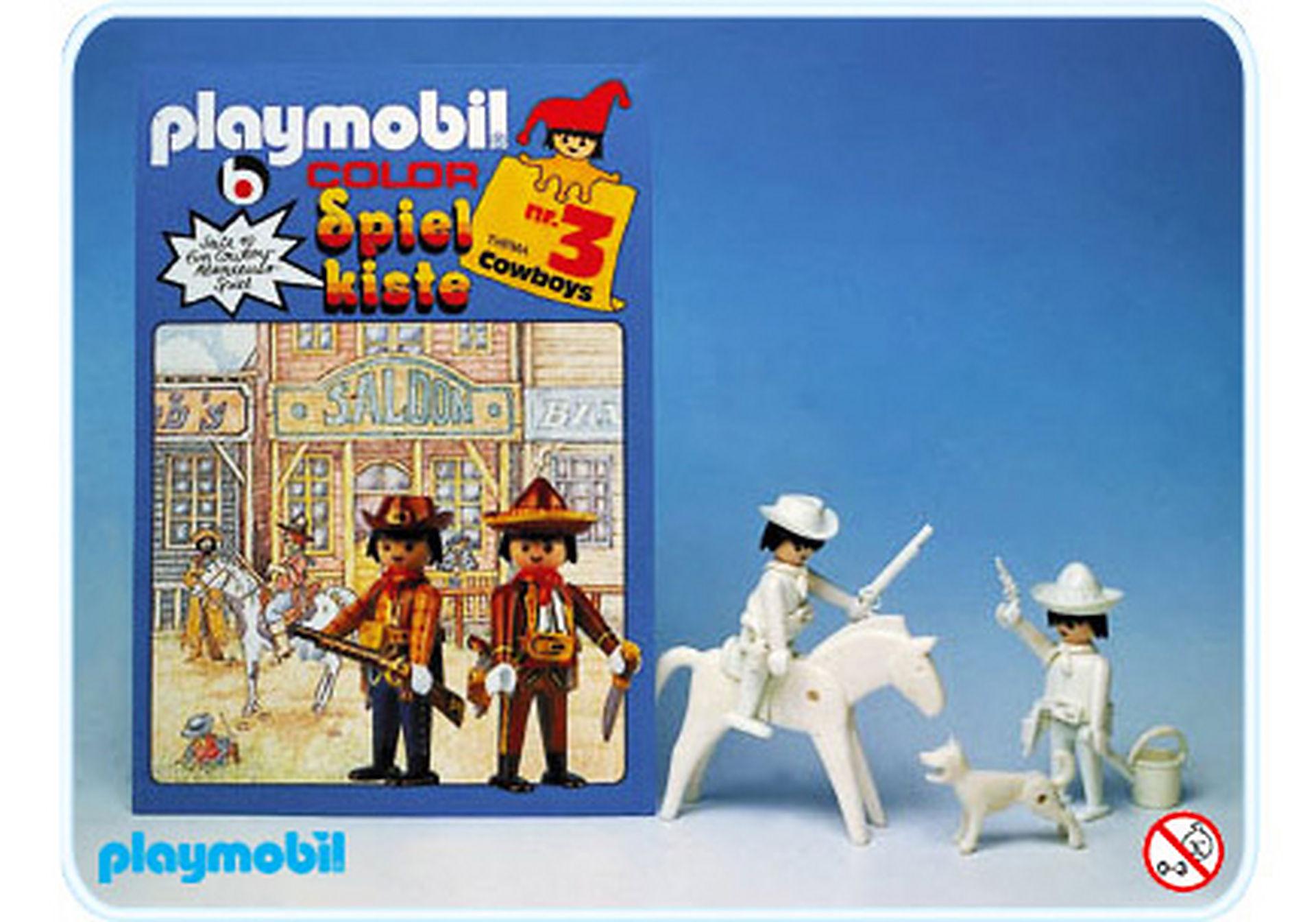 3623-A Spielkiste Nr. 3 - Cowboys zoom image1