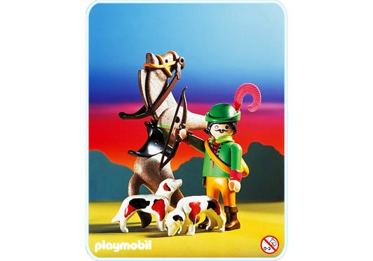 http://media.playmobil.com/i/playmobil/3629-A_product_detail/Archer / cheval